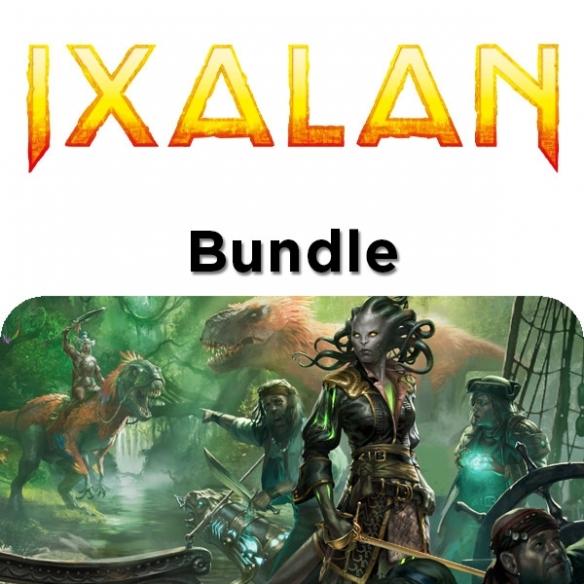 Ixalan - Bundle (ENG) Edizioni Speciali