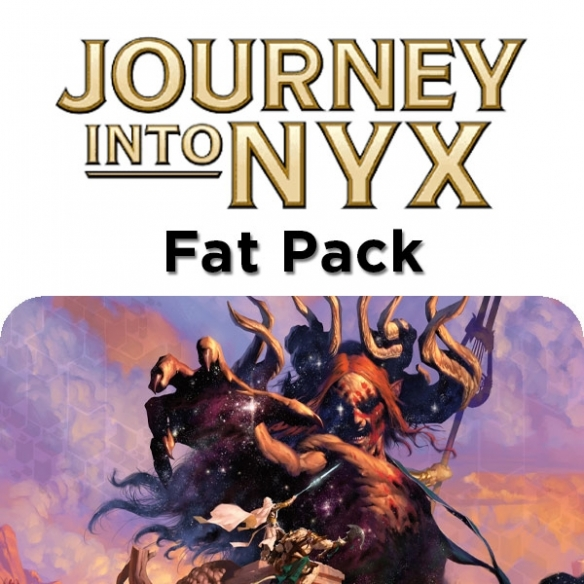 Journey into Nyx - Fat Pack (ENG) Edizioni Speciali