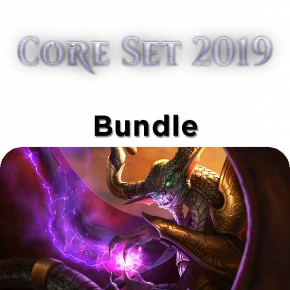 Core Set 2019 - Bundle (ENG) Edizioni Speciali