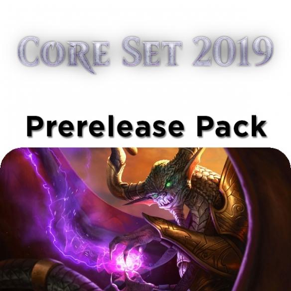 Core Set 2019 - Prerelease Pack (ITA) Edizioni Speciali
