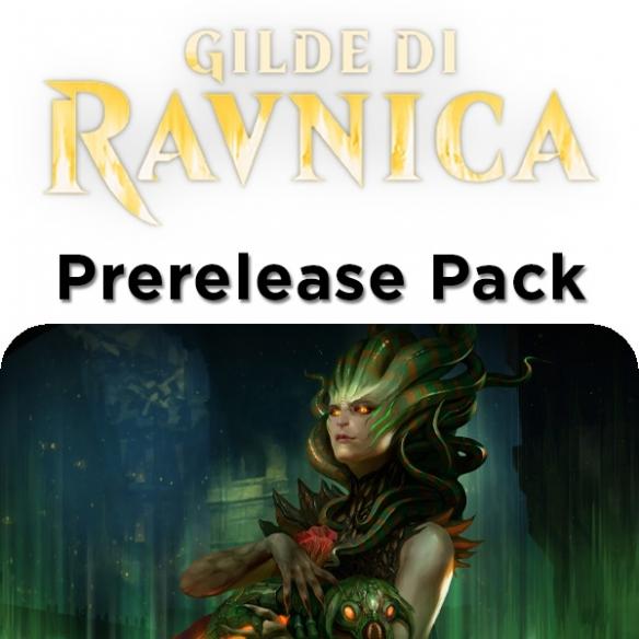 Guilds of Ravnica - Golgari - Prerelease Pack + Penna Fantàsia (ITA) Edizioni Speciali