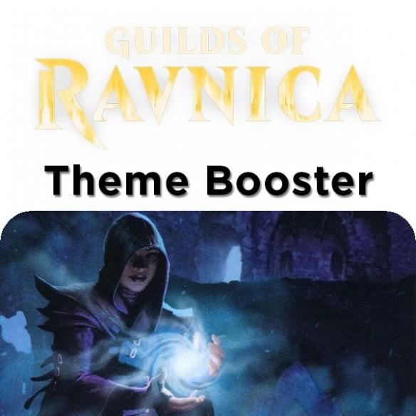 Guilds of Ravnica - Dimir - Theme Booster + Penna Fantàsia (ENG) Edizioni Speciali