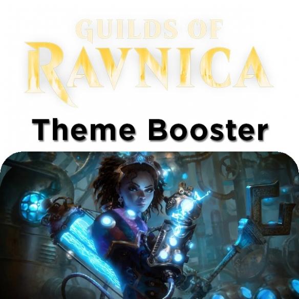 Guilds of Ravnica - Izzet - Theme Booster + Penna Fantàsia (ENG) Edizioni Speciali