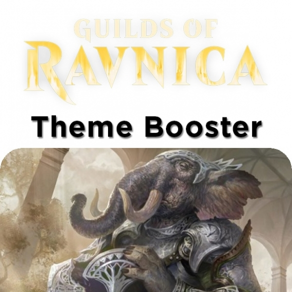 Guilds of Ravnica - Selesnya - Theme Booster + Penna Fantàsia (ENG) Edizioni Speciali