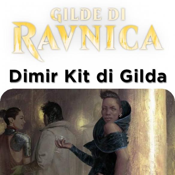Guilds of Ravnica - Dimir Kit di Gilda + Penna Fantàsia (ITA) Edizioni Speciali