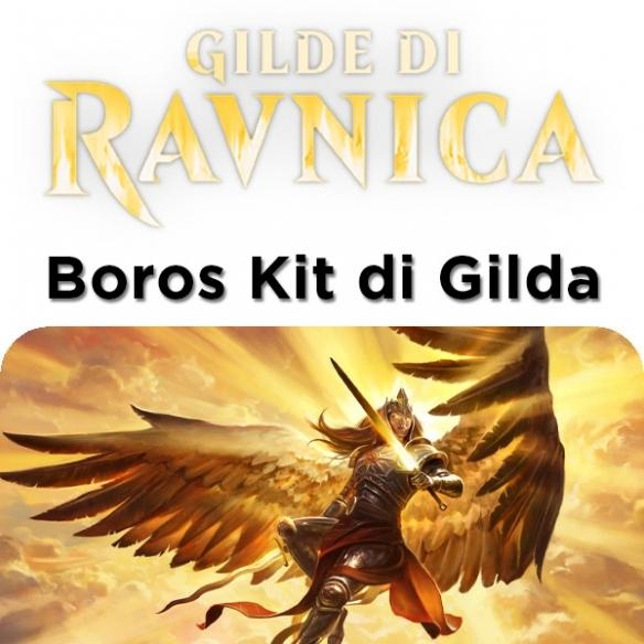 Guilds of Ravnica - Boros Kit di Gilda + Penna Fantàsia (ITA) Edizioni Speciali