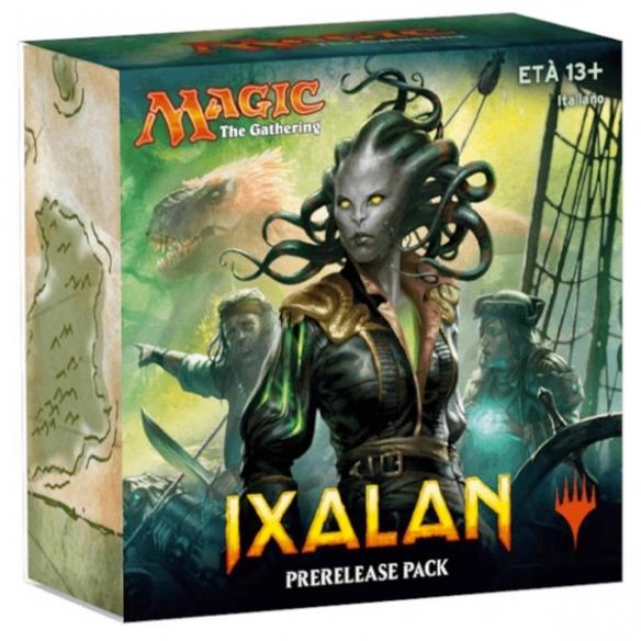 Ixalan - Prerelase Pack (ITA) Edizioni Speciali