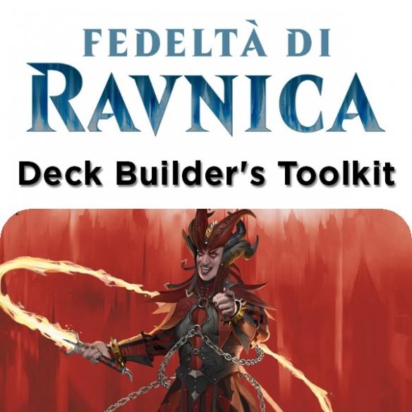 Ravnica Allegiance - Deck Builder's Toolkit (ITA) Edizioni Speciali