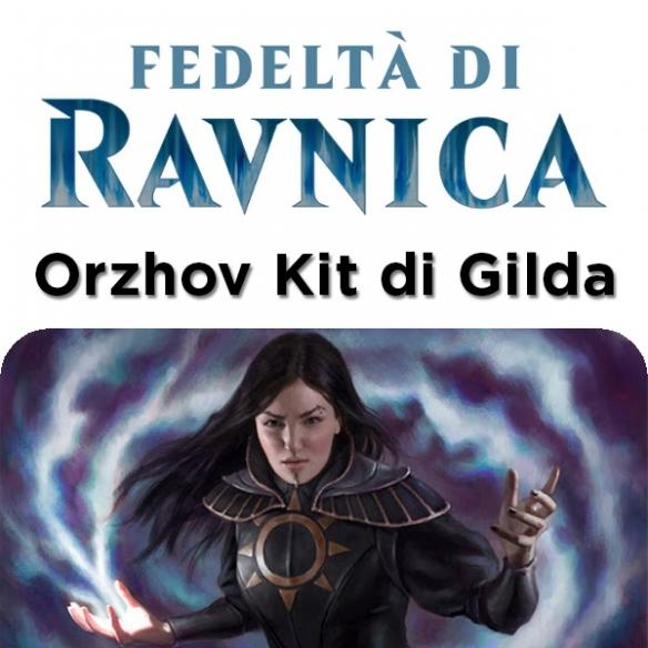 Ravnica Allegiance - Orzhov - Kit Di Gilda + Penna Fantàsia (ITA) Edizioni Speciali
