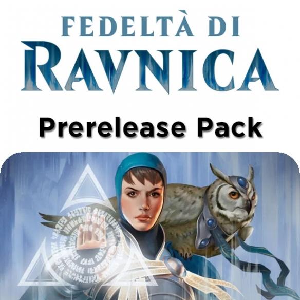 Ravnica Allegiance - Azorius - Prerelease Pack + Penna Fantàsia! (ITA) Edizioni Speciali
