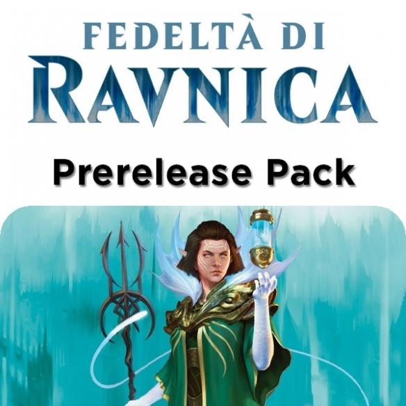 Ravnica Allegiance - Simic - Prerelease Pack + Penna Fantàsia! (ITA) Edizioni Speciali