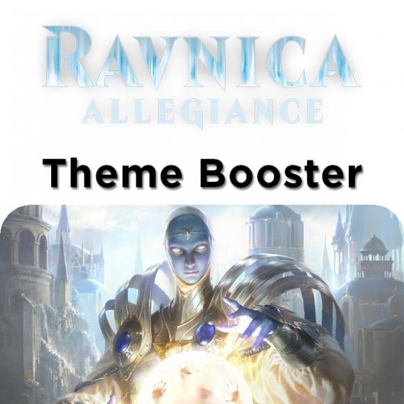 Ravnica Allegiance - Azorius - Theme Booster + Penna Fantàsia! (ENG) Edizioni Speciali
