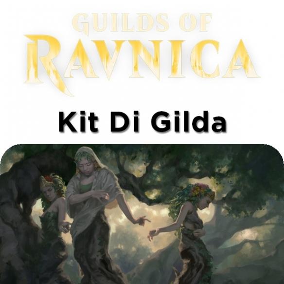 Guilds of Ravnica - Selesnya - Kit Di Gilda + Penna Fantàsia! (ENG) Edizioni Speciali
