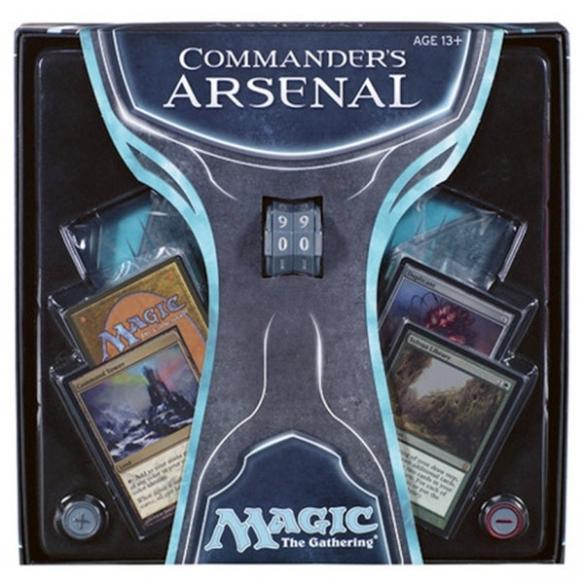 Commander's Arsenal (ENG) Edizioni Speciali
