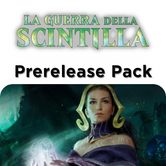 War of the Spark - Prerelease Pack (ITA) Edizioni Speciali