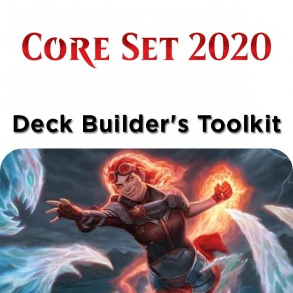 Core Set 2020 - Deck Builder's Toolkit (ENG) Edizioni Speciali