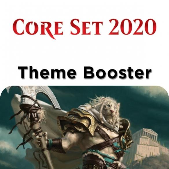 Core Set 2020 - Ajani - Theme Booster + Penna Fantasia! (ENG) Edizioni Speciali