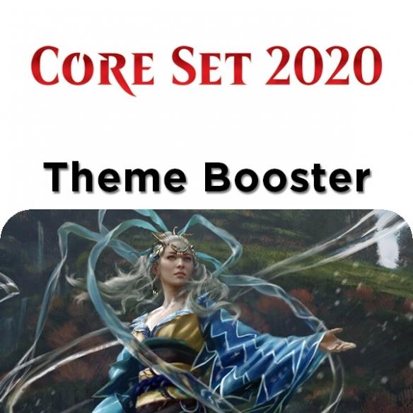 Core Set 2020 - Yanling - Theme Booster + Penna Fantasia! (ENG) Edizioni Speciali