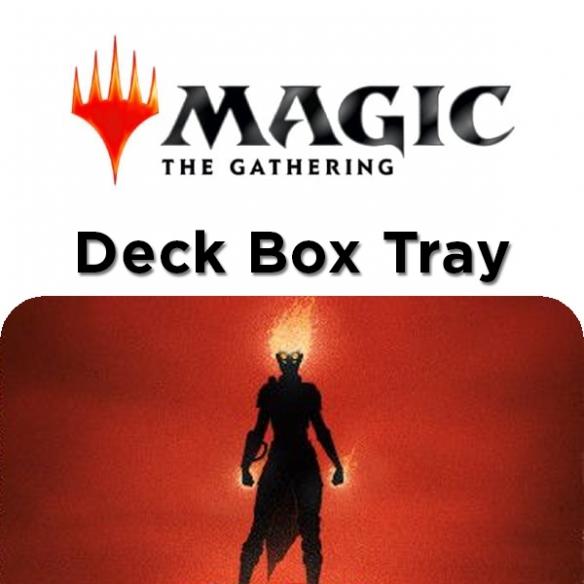 Ultra Pro - Deck Box Tray - Chandra Deck Box