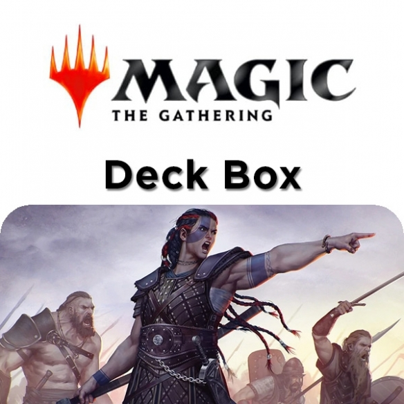 Ultra Pro - Deck Box - Saskia Deck Box