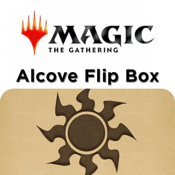 Ultra Pro - Alcove Flip Box - Plains Deck Box