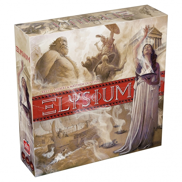 ASTERION - ELYSIUM - ITALIANO Asterion 19,90 €