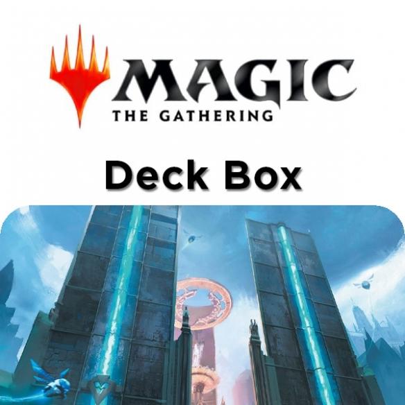 Ultra Pro - Deck Box - Guilds of Ravinica Azorius Senate Deck Box