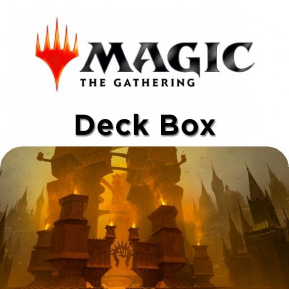 Ultra Pro - Deck Box - Guilds of Ravinica Boros Legion Deck Box