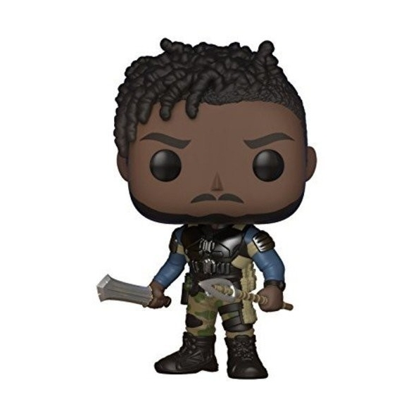 Funko Pop 278 - Erik Killmonger - Black Panther Funko