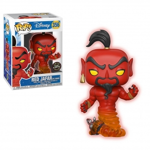 Funko Pop 356 - Red Jafar (as Genie) GLOW CHASE EDITION - Disney  - Fantàsia 34,90 €