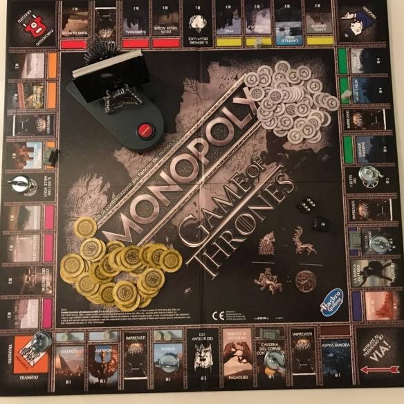 Monopoly - Il Trono Di Spade Grandi Classici