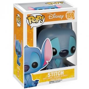 Funko Pop 159 - Stitch - Disney Funko