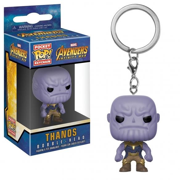Funko Keychain - Thanos - Avengers Infinity War Funko