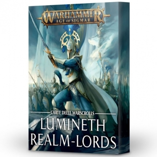 Warscroll Cards - Lumineth Realm-lords (ITA) Lumineth Realm-lords