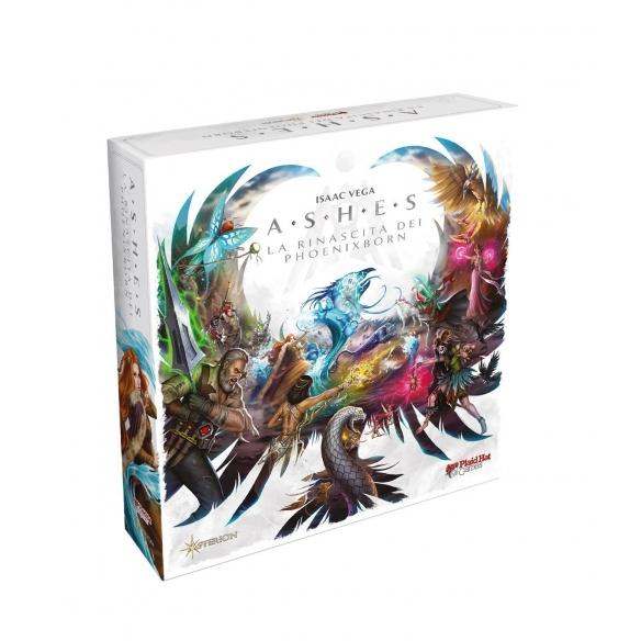 Ashes la Rinascita Di Phoenixborn Giochi di Carte