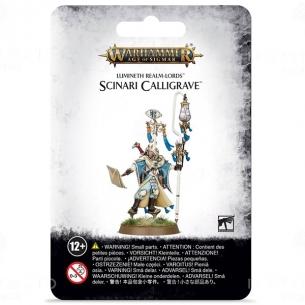 Lumineth Realm-lords - Scinari Calligrave Lumineth Realm-lords