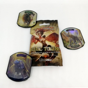 Eternal Collection - Ultra Pro Relic Tokens - Busta da 3 pezzi Ultra Pro 4,90€