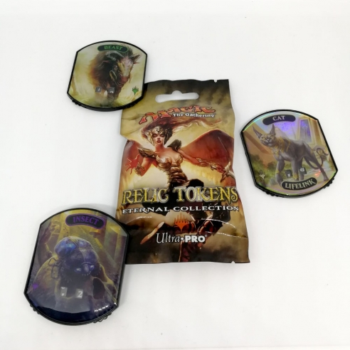 Relic Tokens - Eternal Collection - Busta Edizioni Speciali