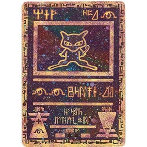 Ancient Mew - Carta Promo Pokémon Altri prodotti