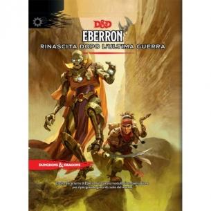 Dungeons & Dragons - Eberron: Rinascita Dopo l'Ultima Guerra (ITA) Manuali