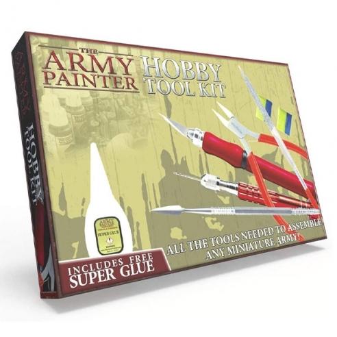 The Army Painter - Kit da Modellismo Utensili