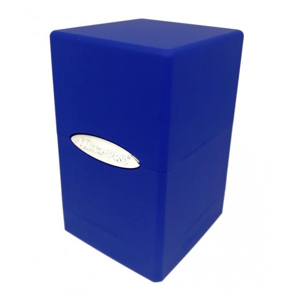 Ultra Pro - Satin Tower - Blu Deck Box