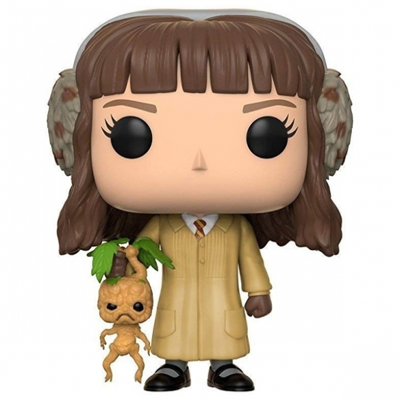 Funko Pop 57 - Hermione Granger (Herbology) - Harry Potter Funko