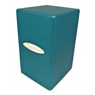 Satin Tower - Metallic Ocean Shimmer - Ultra Pro Deck Box  - Ultra Pro 9,90€
