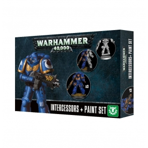 Intercessors + Paint Set  - Warhammer 40k 24,00€