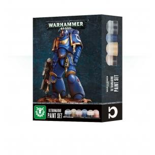 Ultramarines Paint Set  - Warhammer 40k 12,00€