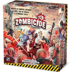 Zombicide - Seconda Edizione Giochi per Esperti