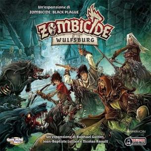 Zombicide - Black Plague - Wulfsburg (Espansione) Giochi per Esperti