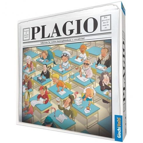 Plagio Party Games