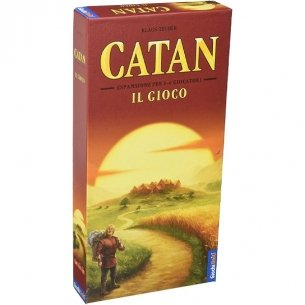 Catan - 5-6 Giocatori (Espansione) Grandi Classici